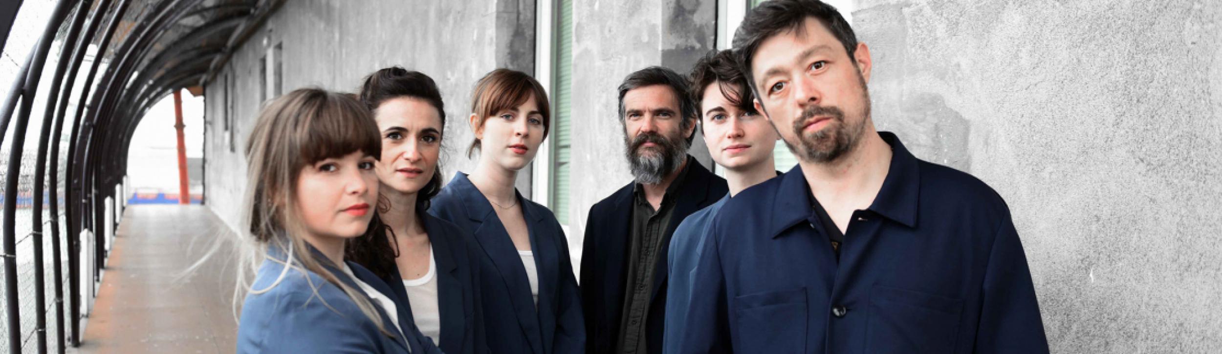 H-Burns & The Stranger Quartet